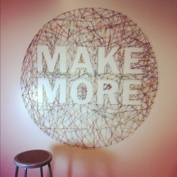 nevver:  Make more