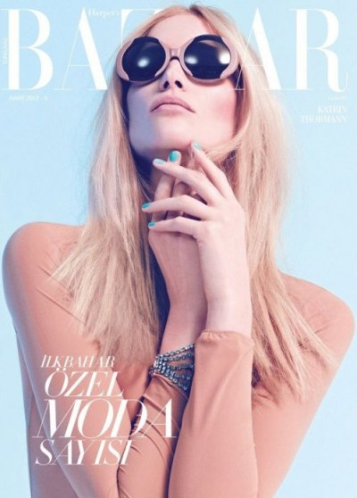 Harper's Bazaar Turkey March 2012