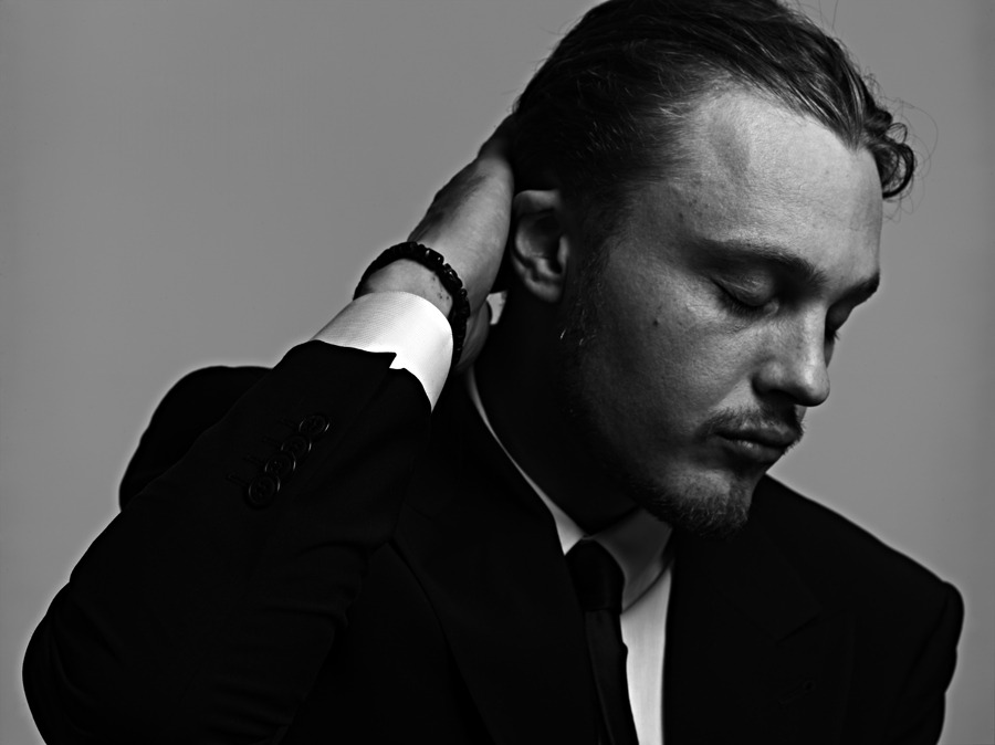 bohemea:  Michael Pitt by Hedi Slimane