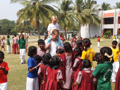 Our friends, the Smiths, have moved on to India where they are volunteering at Rising Star Outreach, a school for the children of parents with leprosy. Each day as I try to learn more about both the problems in the world and the efforts of noble people to address them, I am equally moved by the scale and scope of the problems and by the courage, character and charm of those who battle them. How will you make your mark on the world?