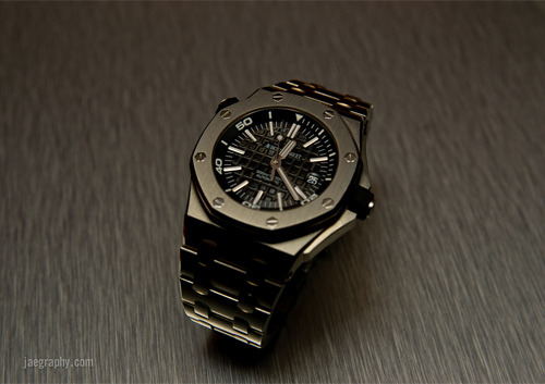 Audemars Piguet Royal Oak Diver By jaetography