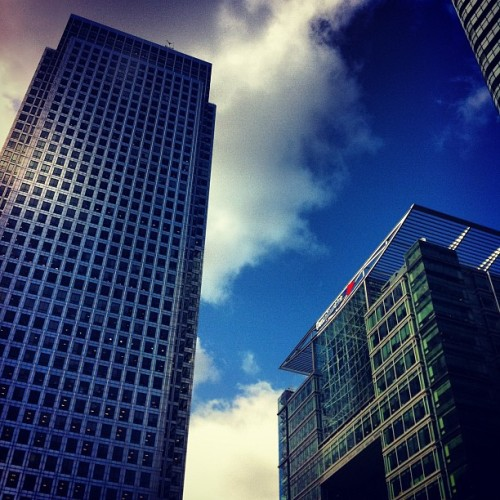 Canary wharf 2 (Taken with instagram)