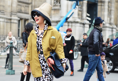 Is that d #Marni  H&M hat? #fashionfriday