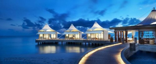 homedesigning:   The Dazzling W Retreat and Spa, Maldives   would love to be there ! wow …