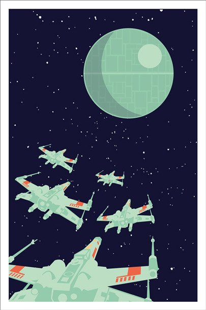tiefighters:  Inspired by Star Wars Created by Andrew Heath Website || Facebook || Twitter
