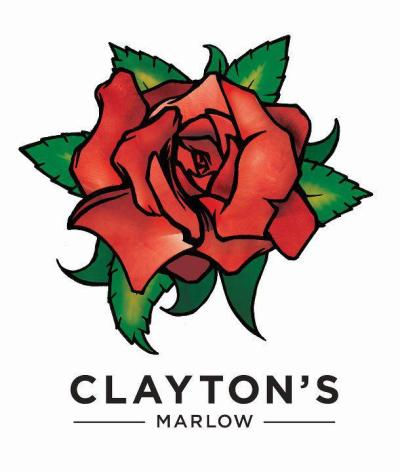 "Welcome to Clayton's Marlow Blog, where you can follow what's happening at the bar in Marlow. Well, Spring is nearly upon us and we are busy getting our beautiful garden ready by planting new flowers and herbs for our kitchen in preparation for summer. And if you are thinking it may still be a bit cold to sit outside, don't worry, we have a large heated umbrella, to take away those chills, so you can still enjoy your cocktails outside! It's been a busy couple of weeks at the bar, where we have been hosting several private events and corporate functions, and putting a fresh new menu together for you. All the usual favourites are there but we have added our very own homemade jacket fries, and a delicious mezze platter as well… Tonight sees the return of our resident band ""3.3"" who will be entertaining you with a wide selection of smooth jazz while you enjoy a drink, from our new wine menu, or maybe a minty mojoito! We'll be keep this blog updated regularly with gossip from behind the bar, events in Marlow, and of course photos, and the occasional mix track of funky tunes from one of our resident or guest dj's… We look forward to seeing you soon! Keep Up to date with us on your favourite social network http://www.facebook.com/claytonsmarlow http://www.twitter.com/claytonsmarlow  Or visit our website  http://www.claytonsmarlow.com"