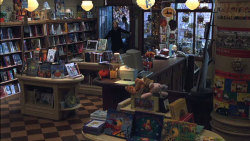 thelovelyandthebookish:  Best movie bookshops: You've Got Mail's Shop Around the Corner