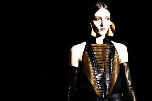 EXCLUSIVE: Givenchy by Riccardo Tisci Womenswear A/W12