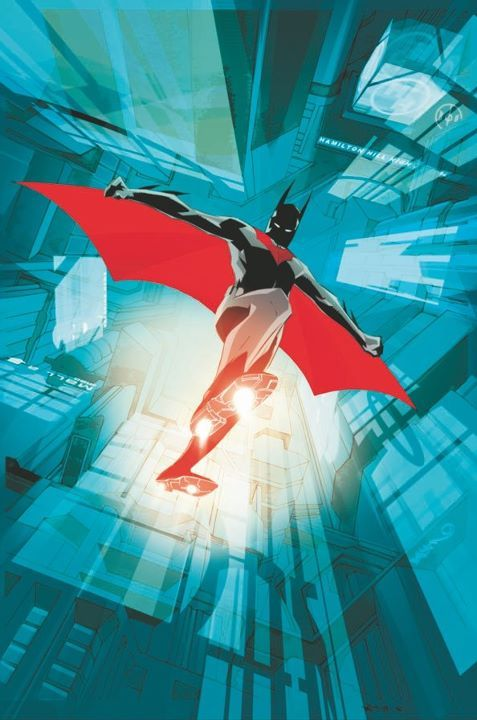 Un Batman al Giorno Batman Beyond di Dustin Nguyen