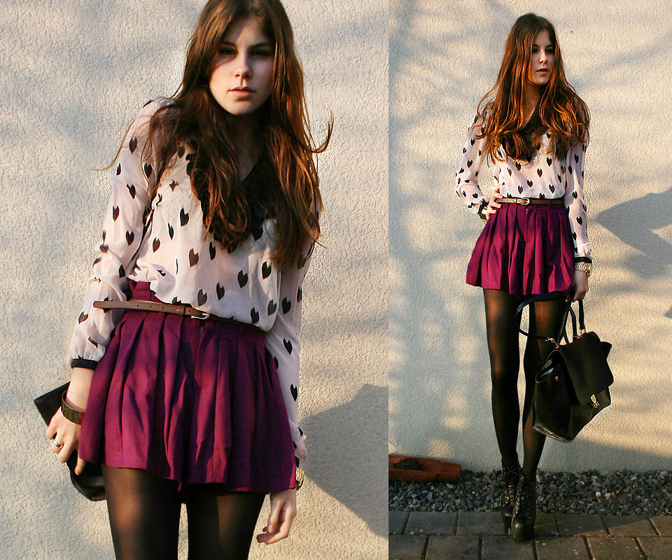 lookbookdotnu:  HEARTS FOR SPRING (by M. K.)