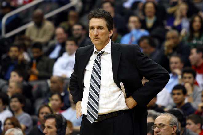 Another night, another close Clippers lose and Vinny Del Negro still has a job.  While I didn't watch all of the game last night, I did see the Clippers' .2 seconds left on the game clock lob attempt and began to wonder why DeAndre Jordan, one of the best in game dunkers was sitting on the bench. DeAndre Jordan is really great at handling lobs, but not in the clutch? If Del Negro isn't keen on playing Jordan, then the team should find a way to trade him for a shooting guard. Or the Clippers should find a coach that will actually use Jordan and learn how to develop his skill set.  Photo by Chris Chambers/Getty Images