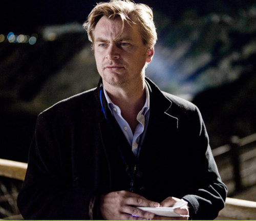 Christopher Nolan icaught-fire: