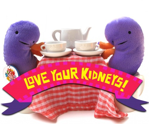 laughingsquid:  Happy World Kidney Day!
