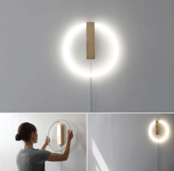 Circle Hook Light designed by CW&T