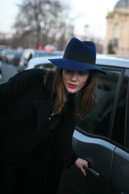 realfashionreview:  Paris FW'12 Photo By Kuba Dabrowski