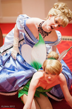 Katsucon Disney Princesses-1 by LJinto on Flickr.