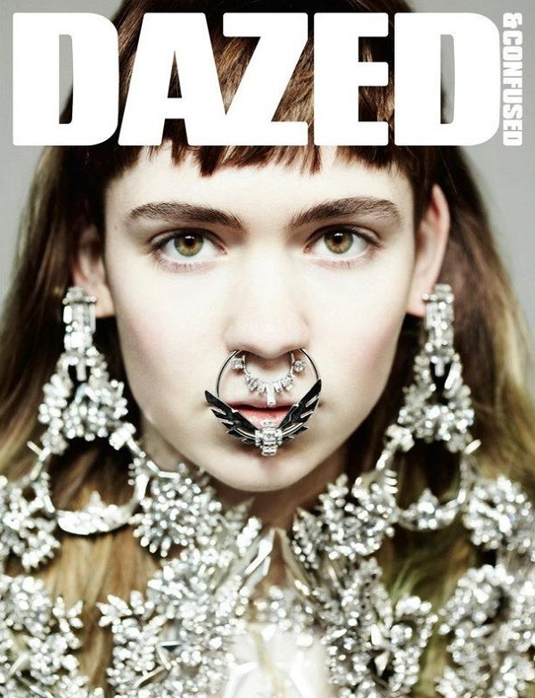 Hedi Slimane / Dazed & Confused April 2012.