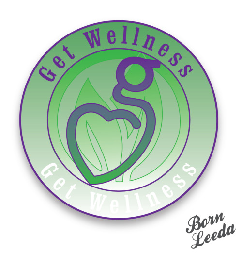 Get Wellness Logo - By Born Leeda