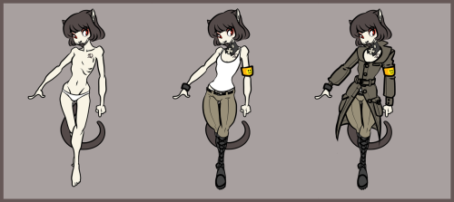 Commission sample : Reference sheet ( 2 poses or 3 outfits) Price : 55.00$** Mailing of the original : Not Available *Size and resolution custom-fitted to match your computer's desktop.**Prices may vary based on character complexity.