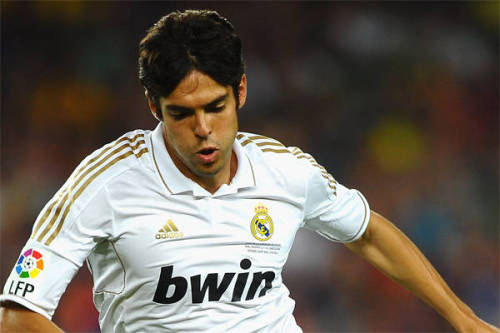 footballnotsoccer:  Kaka' was my first favorite soccer player growing up! =) And till this day I still love him and support whatever he does.  I wish for some day we would return back to Milan but that's just a dream lol Forza Kaka <3