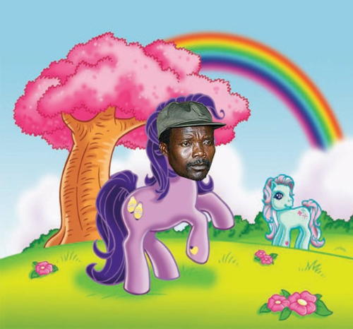 MY LITTLE KONY