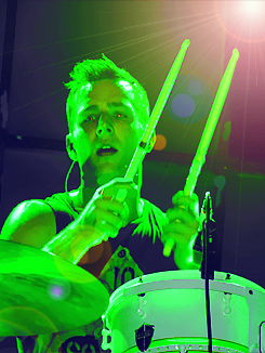 McFLY at Portsmouth Guildhall - Keep Calm & Play Louder tour. [x]