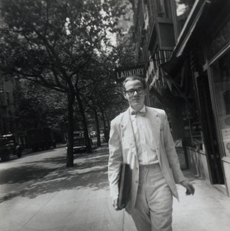 one-photo-day:  Andy Warhol - 1950