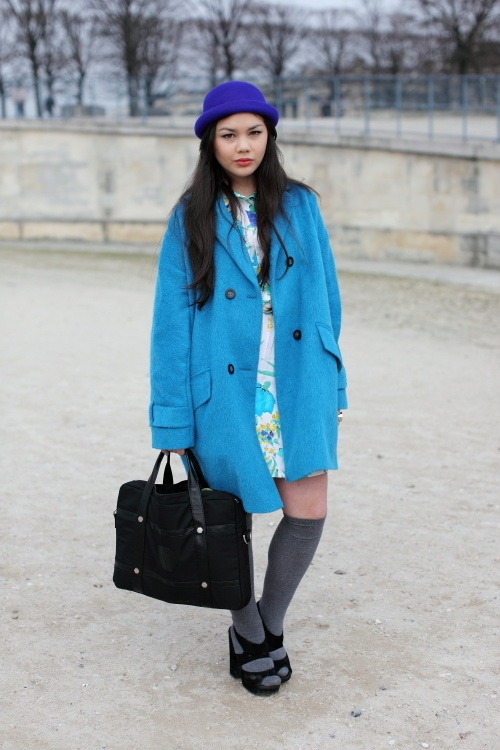 (via Feeling Blue - Paris, Jardin de Tuileries)