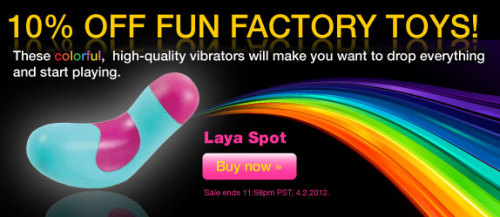 (via Sex Toys for a passionate world - vibrators, dildos and other adult toys at Babeland - Babeland)