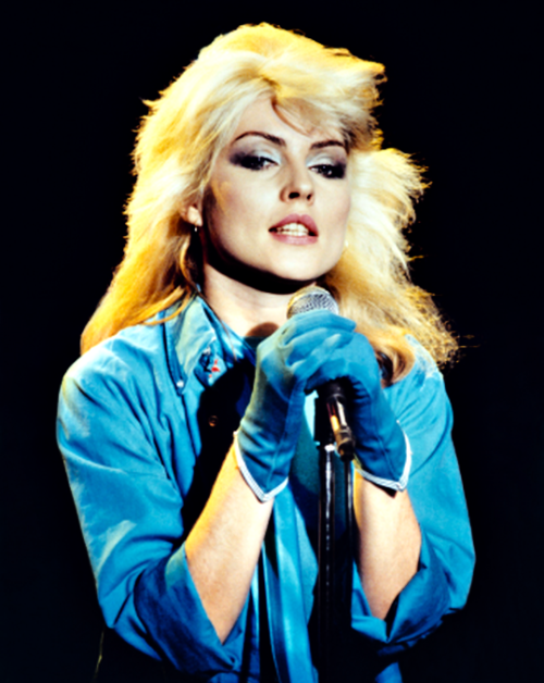 fuckyeahchickmusicians:  Debbie Harry of Blondie