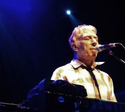 John Cale in Strasbourg on the 6th of November 2011.