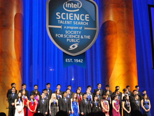 Meet the whiz kids of the Intel science fairThese impressive high school students focused on solving medical issues, providing a small snapshot of the 40 finalists who will participate in the Intel Science Talent Search this week.