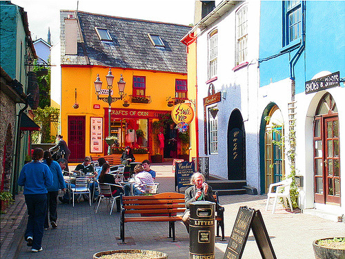 travelingcolors:  Kinsale | Ireland (by Pat Kilkenny)