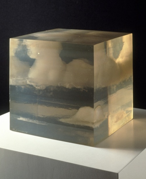 Cloud Box (1966) by Peter Alexander