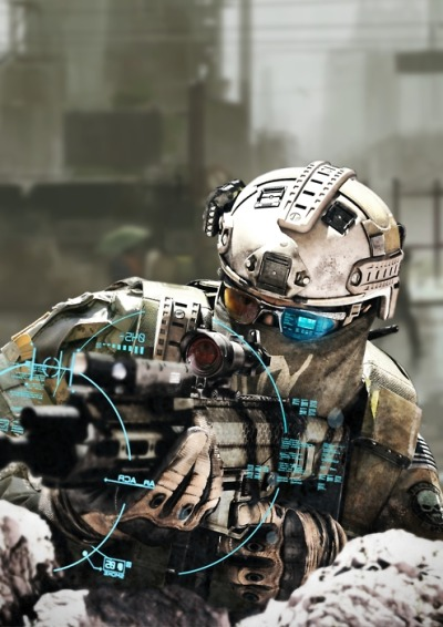 "gamefreaksnz:  Tom Clancy's Ghost Recon: Future Soldier ""Believe in Ghosts"" tutorial part 2  A second 'believe in ghosts' trailers tests your faith in the non-supernatural ghosts found in the next installment in the Tom Clancy-branded shooter series. Pre-order: Tom Clancy's Ghost Recon: Future Soldier"