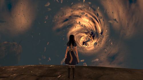 American McGee's Alice: the Madness Returns in-game screenshot  1920x1080 in case you want to use it for a desktop: http://i.imgur.com/Sl3xJ.jpg