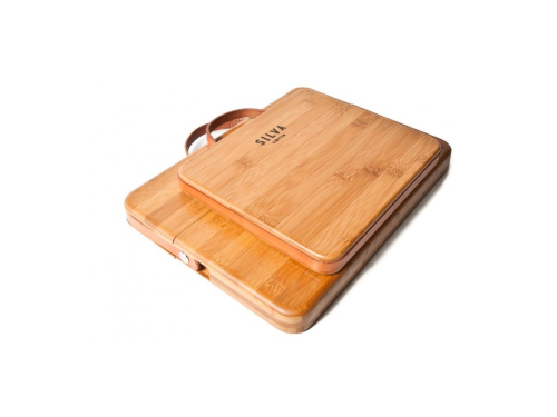 Silva Limited. Bamboo cases for MacBooks and iPads. From USA with ♥ Price: from $180