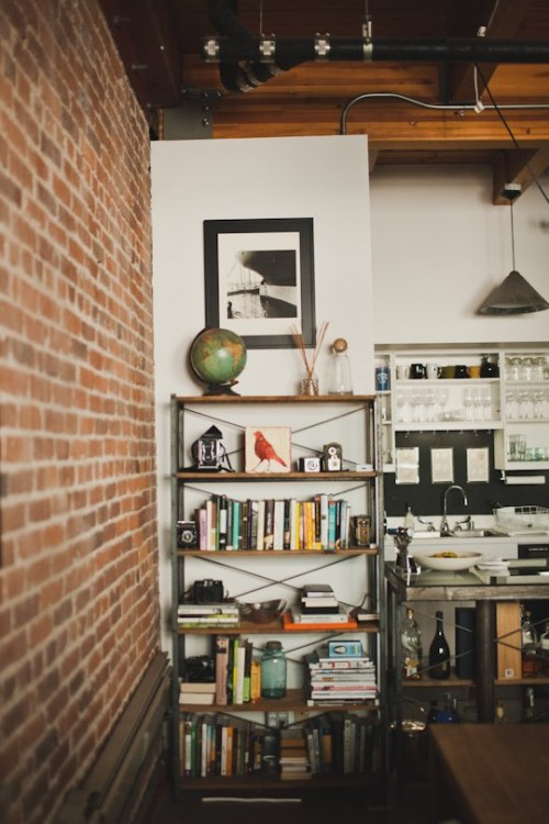 theblackworkshop:  Loft House