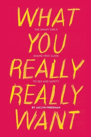 irrationalaslines:  What You Really Really Want by Jaclyn Friedman. Purchased this afternoon in sort-of honor of International Women's Day. But something that struck me about it was that you can't expect to get what you want without KNOWING what you want. Sexuality is something that still makes me uncomfortable and I want to get over that. Not going after what I want is getting old. Not even KNOWING what I want is getting old. (the opposite side of my anxiety spectrum is manic intensity) Thus: I am getting the damn Ativan and birth control and my dad can suck it if he doesn't like either. I am going vegan because I have wanted to for the longest time and for some reason have never felt like I could. I will sing what and when I please. I will embrace my polite bitch nature. I will let my intellect and humor out. I am going to find out who I am and I am going to embrace that person fully, eventually.