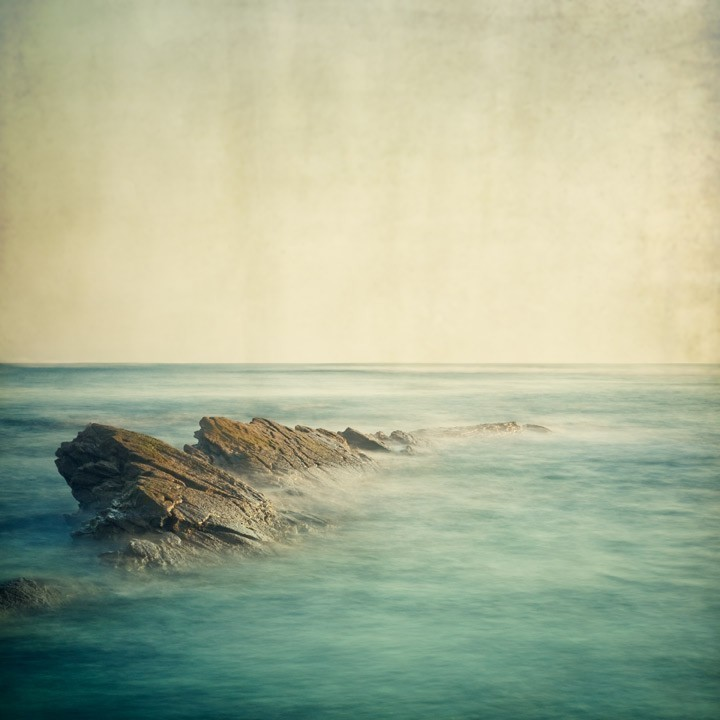 Ocean Photo Landscape by EyePoetryPhotography