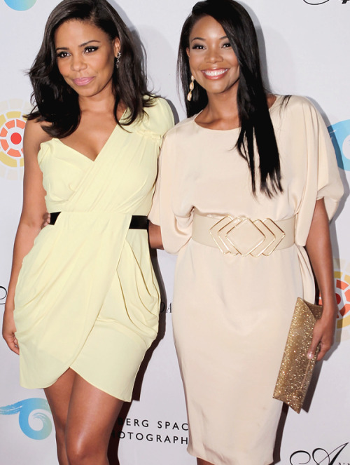 Beautiful Sanaa and Gabrielle.