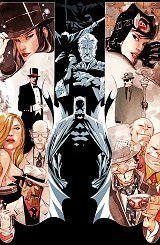 lipsofpoison:  my favourite artists (in no particular order) → dustin nguyen   part one, as I had to cheat with his and do two parts as his art is so hard to choose just nine of.