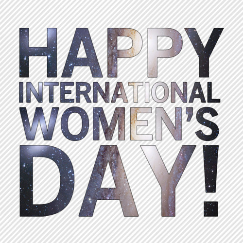 Happy International Women's Day from the amazing and talented all female staff at River City!