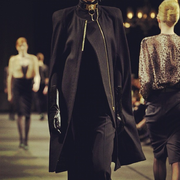 Malene Birger @ Copenhagen Fashion Week Fall 2012 (Taken with instagram)