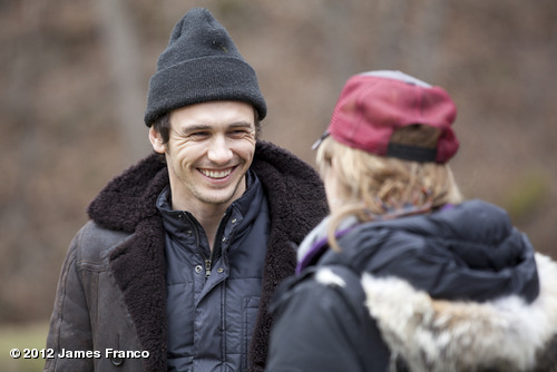 jamesfranco:  Behind the Scenes - Child of God View more James Franco on WhoSay