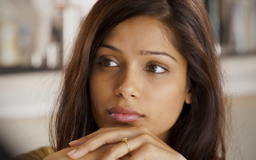 Lovely Eyes!   Freida Pinto
