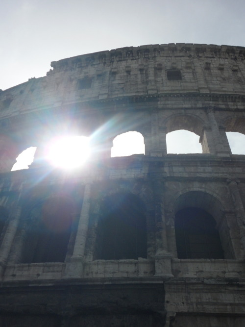 Colosseum, Rome, Italy submitted by: movetooslowthinktoofast, thanks!