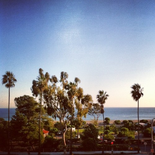 our view from our hotel room (Taken with instagram)