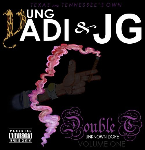 yungyadimane:  RARE COVER FOR YUNG YADI x JG MIXTAPE COMING SOON ** DOUBLE T | UNKNOWN DOPE VOL. I ** GRAPHICS BY: http://sunglassesanddimples.tumblr.com/ I'm excited for y'all to hear this