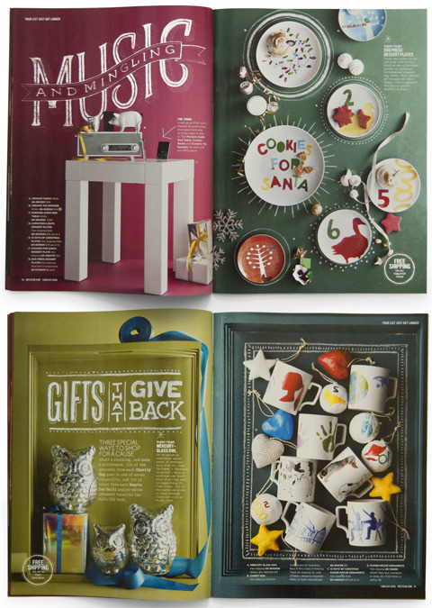 typeasimage:  (via chalk, catalogs & christmas come early | the by and by)